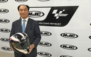 HJC hlavním sponzorem Moto GP v Brně