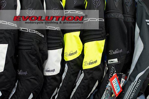 VÝPRODEJ EVOLUTION