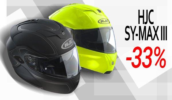 Přilby HJC SY-MAX III ve výprodeji!