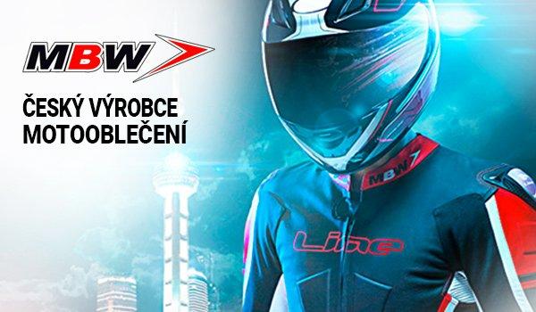 Kvalitní české motooblečení - nově na našem skladě