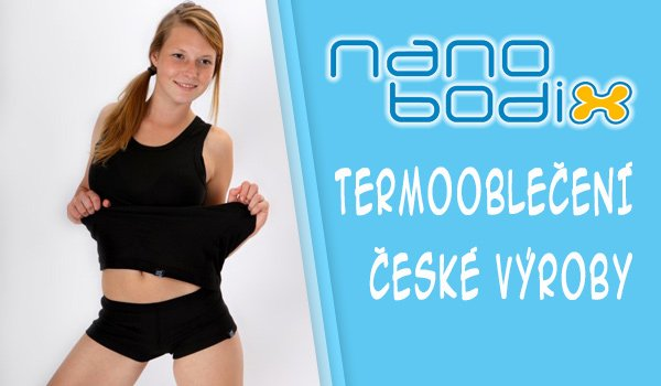 Termooblečení NANO skladem!