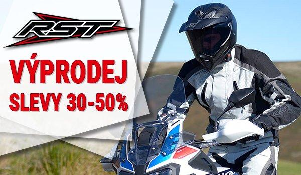 Jarní výprodej RST - slevy 30 - 50%
