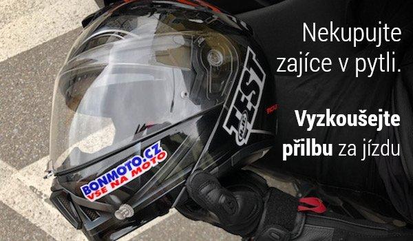 Testovací centrum přileb v Brně i Praze