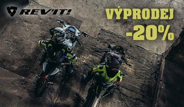 Sezónní výprodej značky RE'VIT!