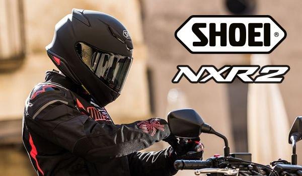Předprodej nové Shoei NXR2