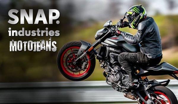 Kvalitní motorkářské džíny - SKLADEM!