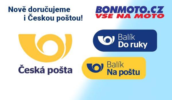Nový způsob doručení - Česká pošta