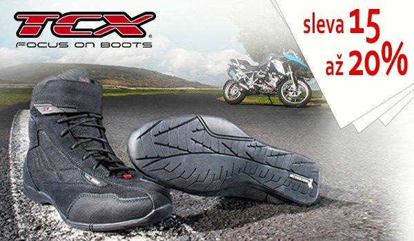 Slevy až 20% na boty TCX