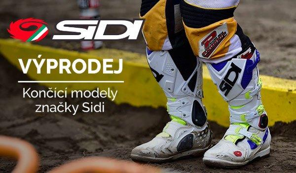 Výprodej bot Sidi