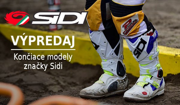 Výpredaj topánok Sidi