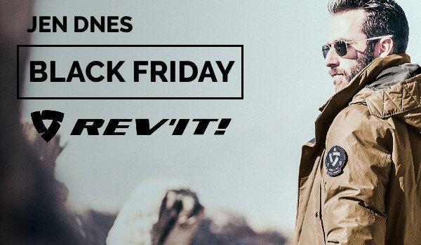 Oblečení značky REV'IT jen dnes v akci