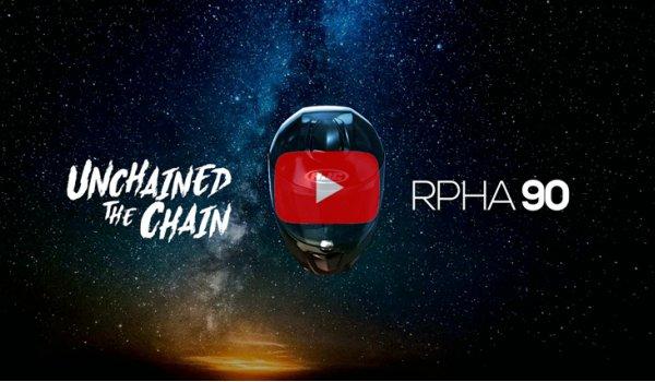 HJC RPHA90 Oficiální video
