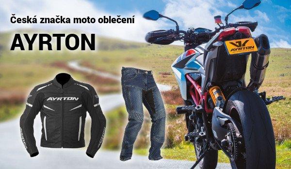 Moto oblečení AYRTON skladem
