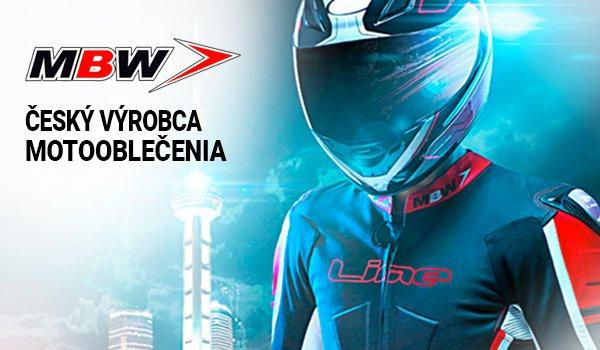 Kvalitné české motooblečenie - novinka na našom sklade