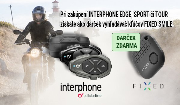 Darček ku komunikáciám INTERPHONE