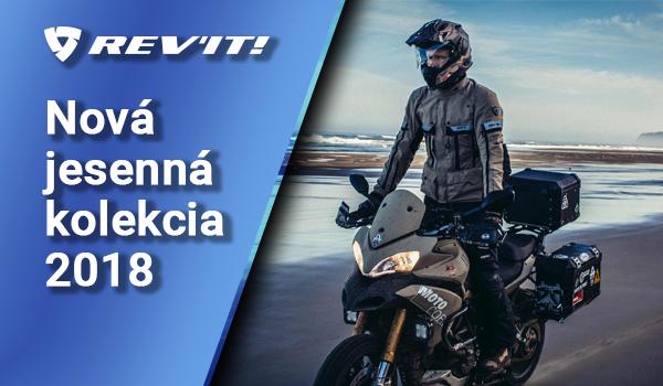 Kolekcia Rev'it! Jeseň/Zima 2018