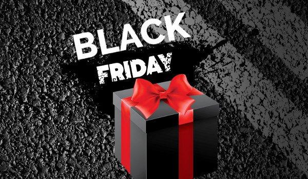 Black Friday - slevy až -70 %
