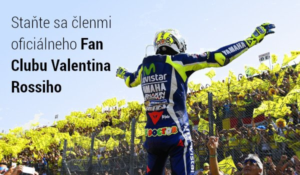 Fan Club Valentina Rossiho