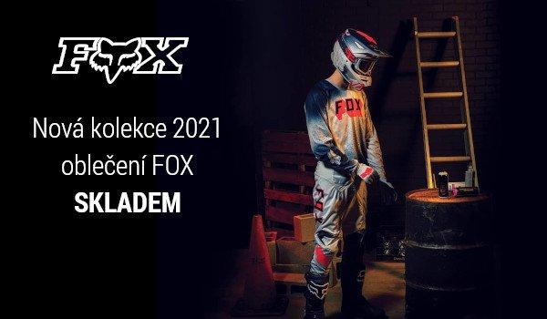 FOX kolekce 2021 již skladem