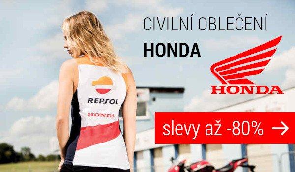 Oblečení Honda