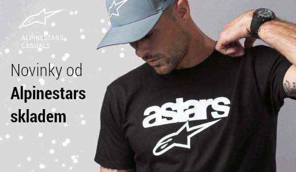 Nová kolekce Alpinestars