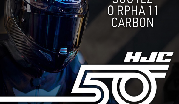 Soutež o karbonovou přilbu HJC RPHA 11