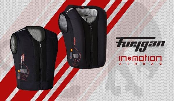 Nová verze airbagu Furygan skladem!