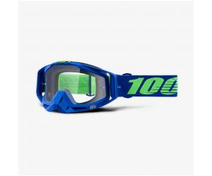 100% brýle RACECRAFT Dreamflow clear