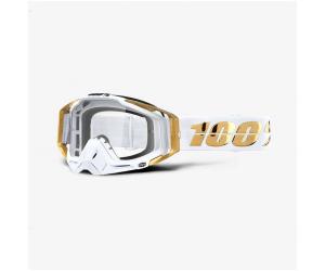 100% brýle RACECRAFT LTD clear