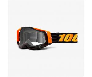 100% brýle RACECRAFT 2 Costume 2 clear