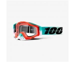 100% brýle RACECRAFT Cubica mirror clear