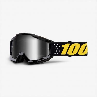100% brýle ACCURI Pistol mirror silver