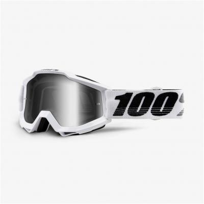 100% brýle ACCURI Galactica mirror silver