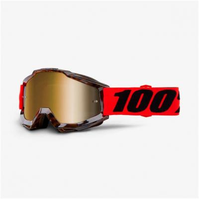 100% brýle ACCURI Vendome mirror true gold