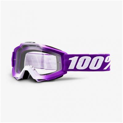 100% brýle ACCURI Framboise clear