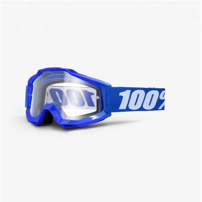 100% brýle ACCURI OTG Reflex blue clear