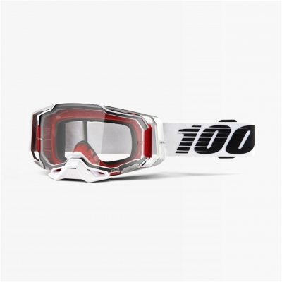 100% okuliare ARMEGA Lightsaber clear