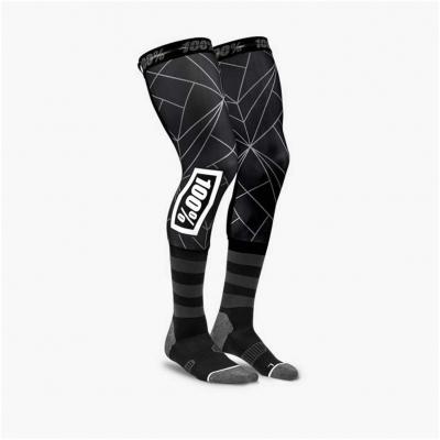 100% ponožky REV black