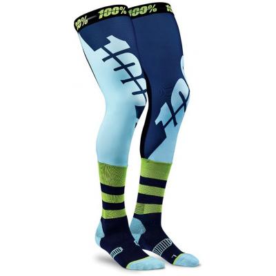 100% ponožky REV blue