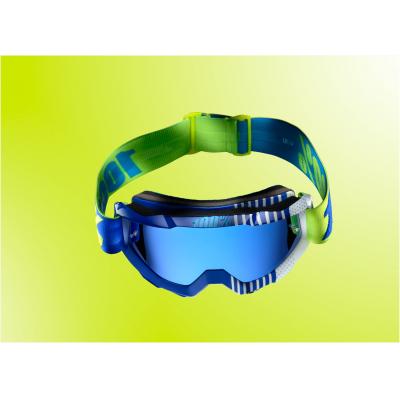 100% brýle ACCURI Sundance mirror/blue