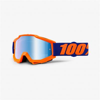 100% brýle ACCURI Origami mirror blue