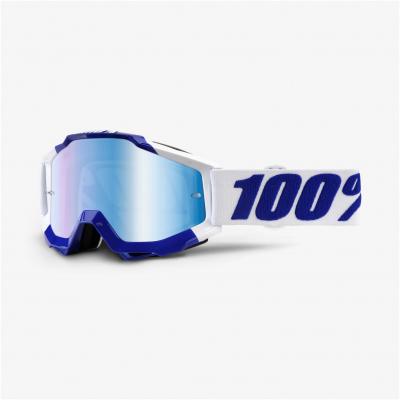 100% okuliare ACCURI Calgary mirror blue