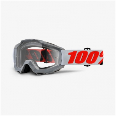 100% okuliare ACCURI Solberg clear