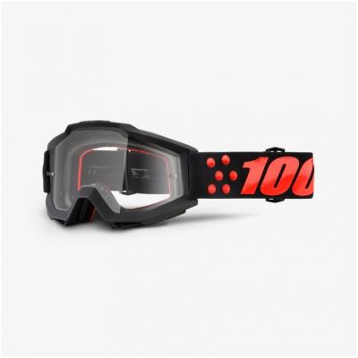 100% brýle ACCURI Gernica clear
