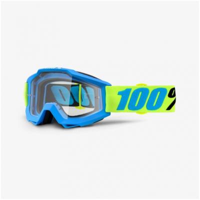 100% brýle ACCURI Belize clear