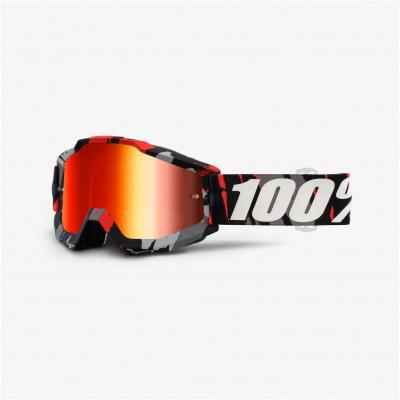 100% brýle ACCURI Magemo mirror clear