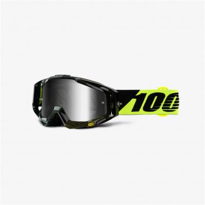 100% brýle RACECRAFT Cox mirror silver