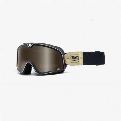 100% brýle BARSTOW CLASIC Raw bronze