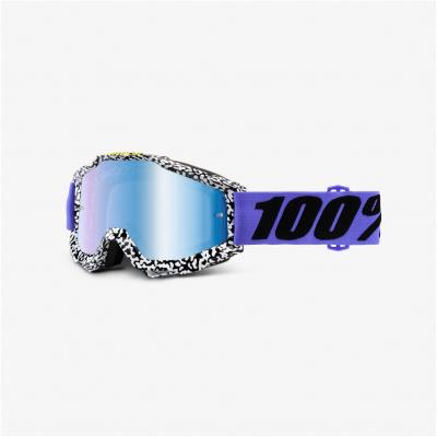 100% brýle ACCURI Brentwood mirror blue