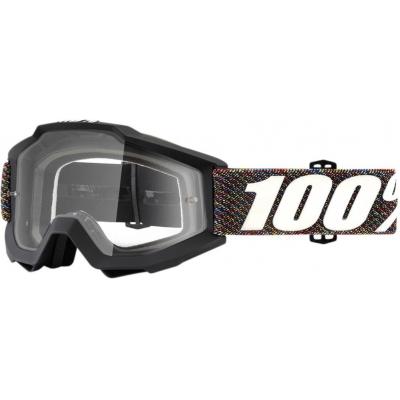 100% brýle ACCURI Krick clear